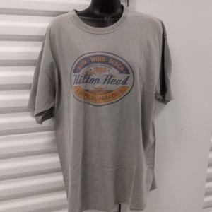 Comfort Colors Hilton Head Distressed Tee Shirt